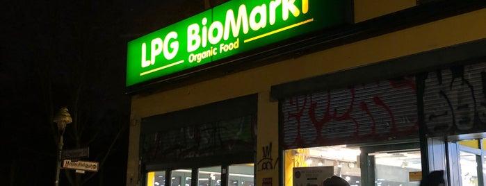 LPG BioMarkt is one of Berlin.