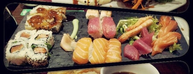Soba Sushi & Lounge is one of Restaurants.