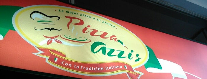 Pizza Azzis is one of Almuerzo Lu-Vi.