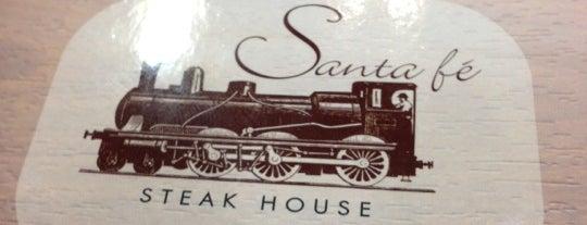 Santa Fé Steak is one of Posti che sono piaciuti a Prim Patsatorn.