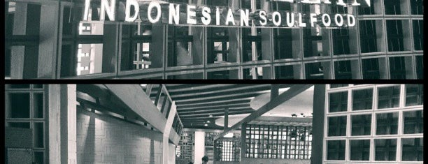 REMBOELAN Indonesian Soulfood is one of Tempat yang Disukai Chuck.