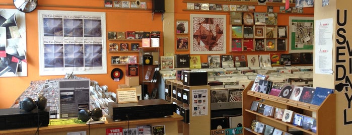 Sonic Boom Records is one of Record Shops.