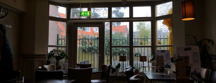 Family Restaurant Heemstede is one of Lieux qui ont plu à Andrey.