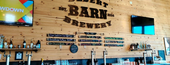 Desert Barn Brewery is one of California Breweries 4.