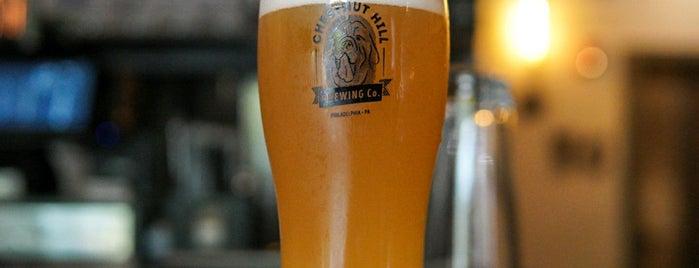 Chestnut Hill Brewing Company is one of Posti salvati di Rachel.
