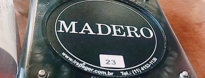 Madero Container is one of Priscila 님이 좋아한 장소.