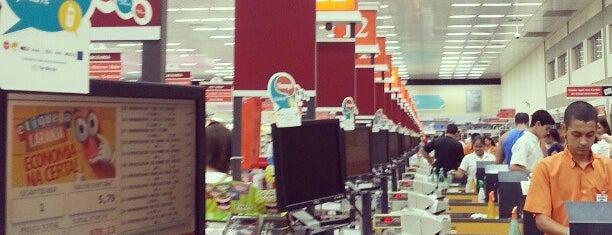 Giassi Supermercados is one of Lugares favoritos de Micael Helias.