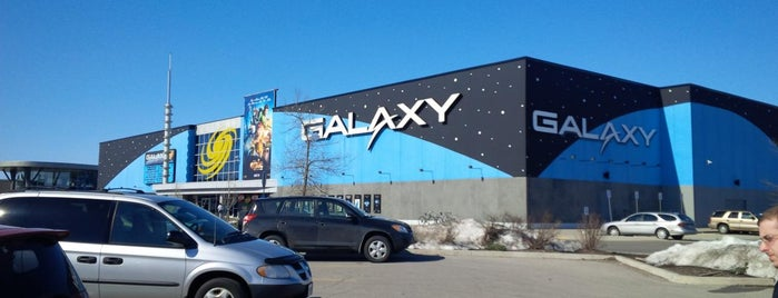 Waterloo Galaxy Cinemas is one of Lieux qui ont plu à Alled.