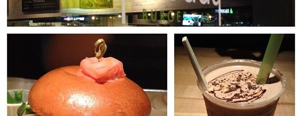 Hopdoddy Burger Bar is one of Locais curtidos por Michael.