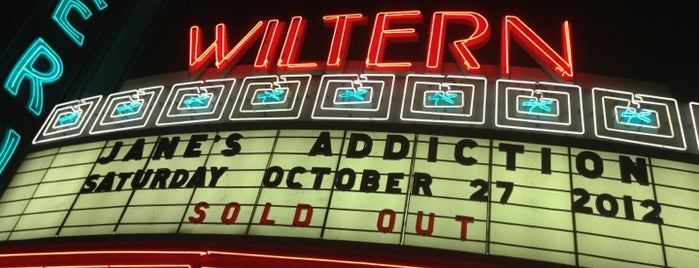 The Wiltern is one of Places to Perform..