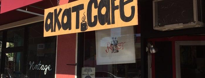 Akat Cafe Kalli is one of Benjamin'in Beğendiği Mekanlar.