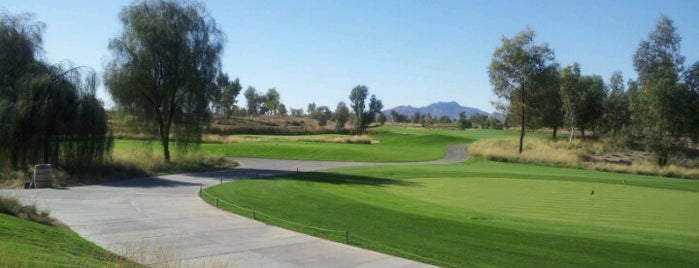 Ak-Chin Southern Dunes Golf Club is one of Locais curtidos por Andrew.