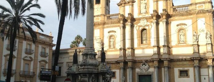 Chiesa Di San Domenico is one of Palermo Sights.