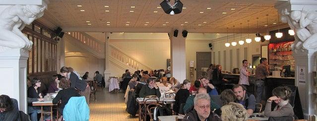 Vooruit Café is one of Gent.