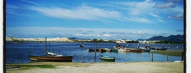 Praia da Guarda do Embaú is one of Best places in Garopaba, Rosa e Guarda do Embaú.