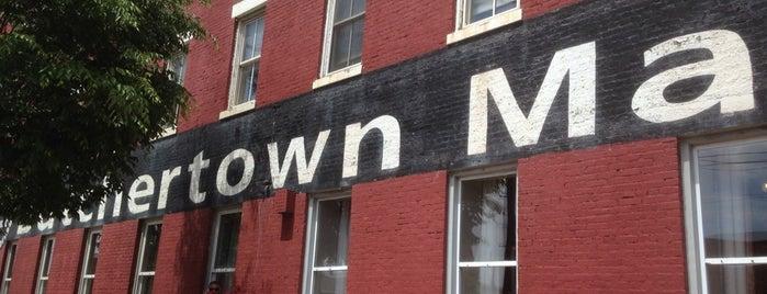 Jackknife Cafe is one of Louisville.