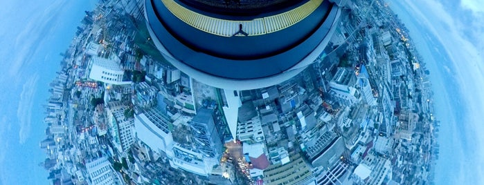 Sky View 360° is one of Bangkok in 3 Days.