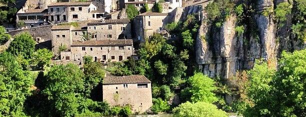 Balazuc is one of Les plus beaux villages de France.