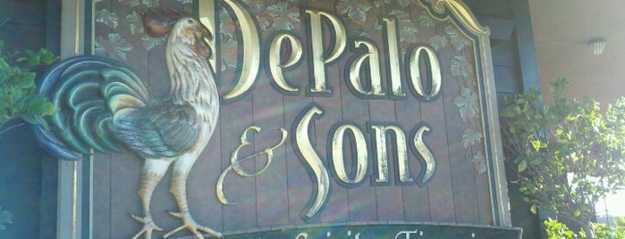 DePalo & Sons is one of Locais curtidos por Bradley.