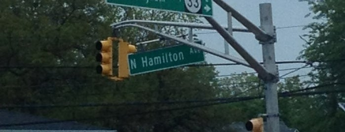 Hamilton, NJ is one of Locais curtidos por Roberta.