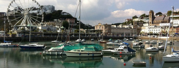 Torquay is one of Friends in UK.