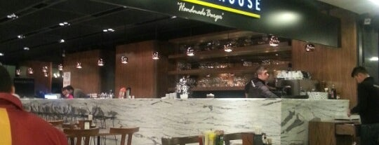 Burger House is one of my love Ankara.