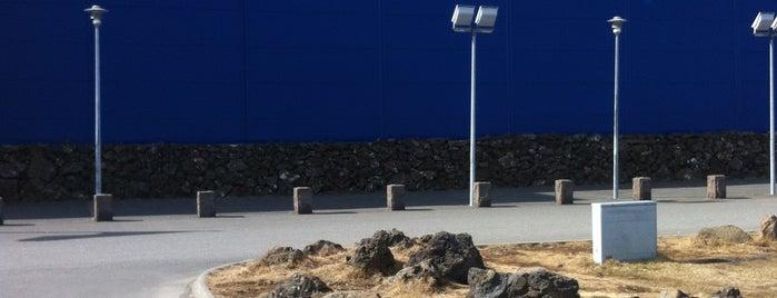 IKEA is one of Koen Kjartan 님이 좋아한 장소.