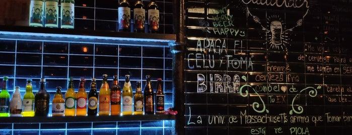 Cadillach Cervecería is one of Bares.
