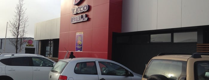 Taco Bell / KFC is one of Orte, die Jose gefallen.