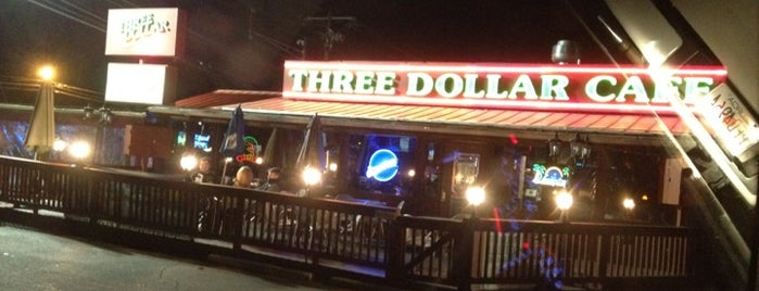 Three Dollar Cafe is one of Eren'in Beğendiği Mekanlar.