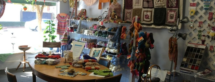 Yarn Garden Knit Shop is one of Shop Hop Atlanta 2013.