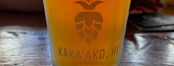 Aloha Beer Company is one of Brent 님이 저장한 장소.