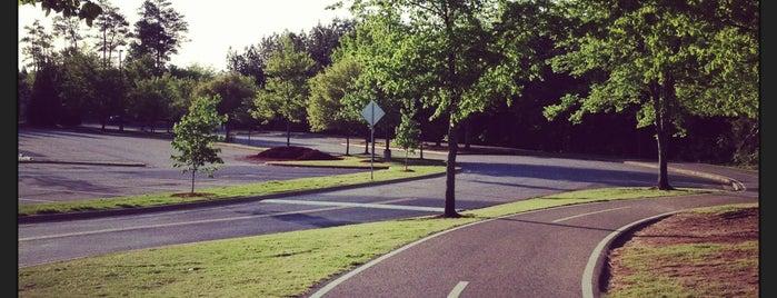 Newtown Park is one of Tempat yang Disimpan Todd.