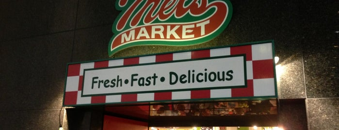 Mel's Market is one of Locais curtidos por Marsel.