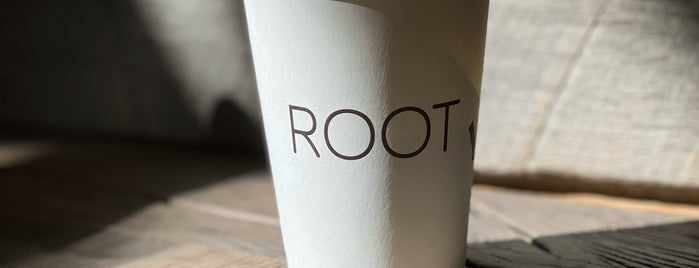 Root Coffee is one of Liverpool.