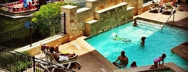 Wyndham Garden Riverwalk Hotel is one of San Antonio.