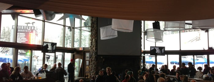 (GLC) Garibaldi Lift Co. Bar & Grill is one of Whistler.