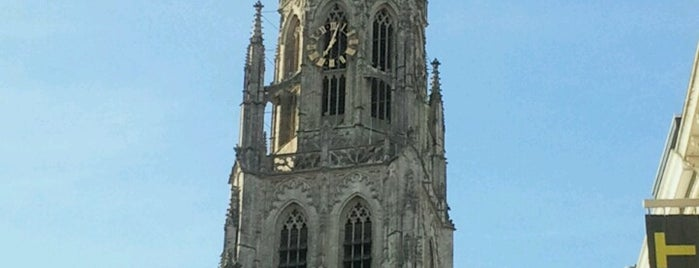 Grote Kerk Breda is one of Netherlands.