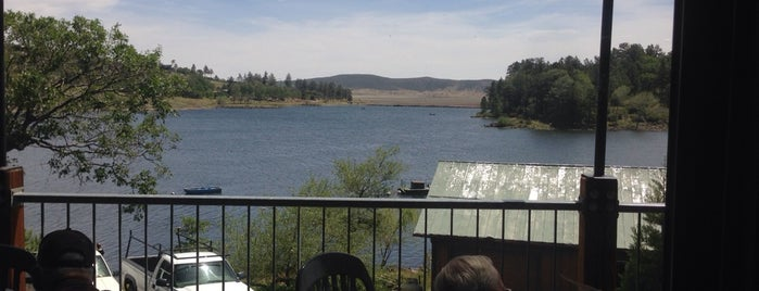 Lake Cuyamaca Restaurant is one of Tempat yang Disimpan Donna.
