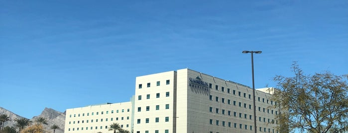 Summerlin Hospital Medical Center is one of Vegas mom spots.