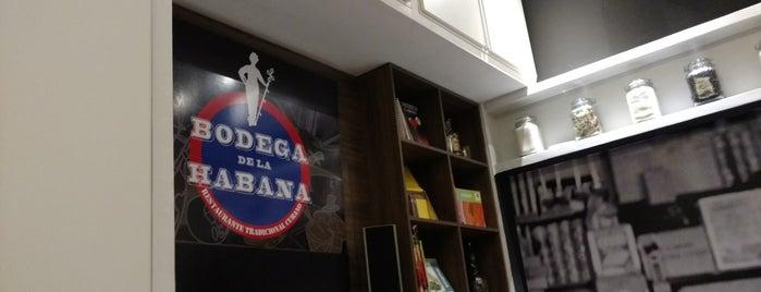 Bodega de La Habana is one of Brasília - almoço com bom custo benefício.