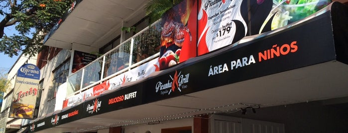 Picanha Grill is one of Scouting espadas.