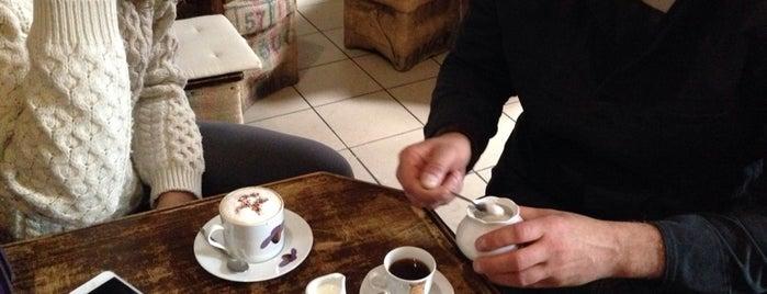 Pożegnanie z Afryką is one of Europe specialty coffee shops & roasteries.