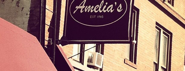 Amelia's Restaurant is one of Kettle's Top Spots.