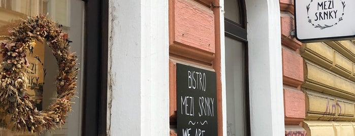 Mezi srnky is one of Prague.
