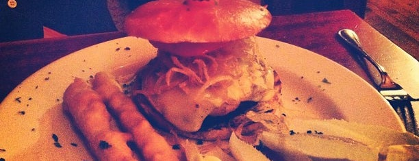 McKinney & Doyle Fine Foods is one of Bow to the Burger.