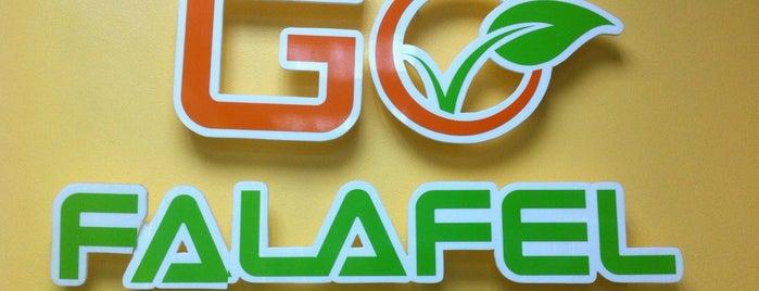 Go Falafel is one of Lugares favoritos de Bora.