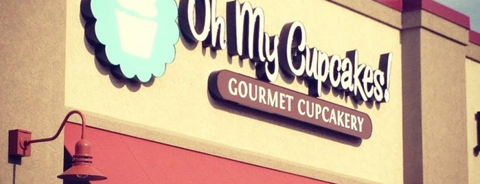 Oh My Cupcakes! is one of 2012 DTSF Restaurant Week.