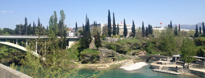 Podgorica **** is one of Orte, die Gernot gefallen.