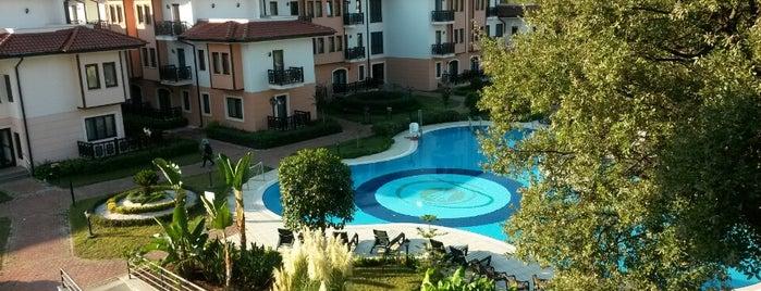 Ayka Vital Park is one of Orte, die T.C.Mustafa gefallen.
